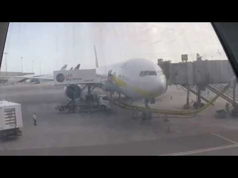Etihad/Jet Airways - 777-300er - Flight report/Onboard experience from Abu Dhabi to Bangkok