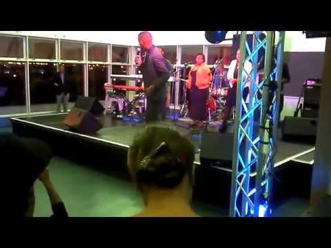 Anele Sabani- Live at CPUT Cape Town Campus