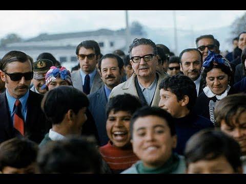 Venceremos (Dean Reed) - Salvador Allende - Chilean Political Song