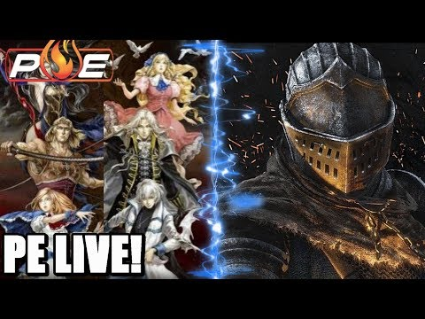 Konami Constantly Disappoints, Dark Souls Delay, April Switch Games + MORE! Q&A! | PE LIVE!