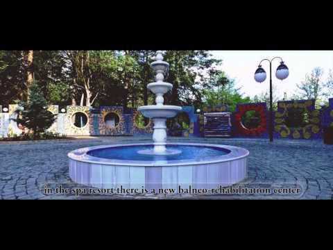 курорт Цхалтубо --official-Video-- კურორტი წყალტუბო.