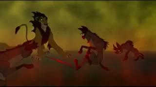 Король лев. Be Prepared (на итальянском)(клип)