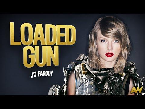LOADED GUN - Taylor Swift 'Blank Space' Parody (Advanced Warfare)