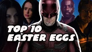 Top 10 Defenders Easter Eggs And Comic References Plus Daredevil Season 3 Explained