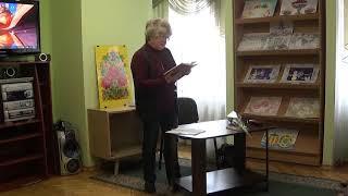 """Лариса Травникова """"Непросто написать стихи..."""" - читает автор"""