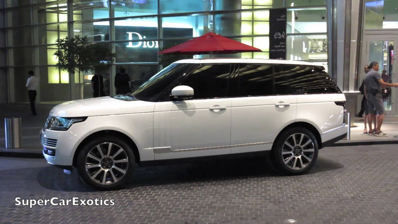 2013 Range Rover Vogue SE Supercharged - YouTube