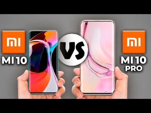 Xiaomi Mi 10 vs Xiaomi Mi 10 Pro / Стоит ли переплачивать?
