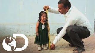 A menor mulher do mundo | Meu Corpo, Meu Desafio l Discovery Brasil