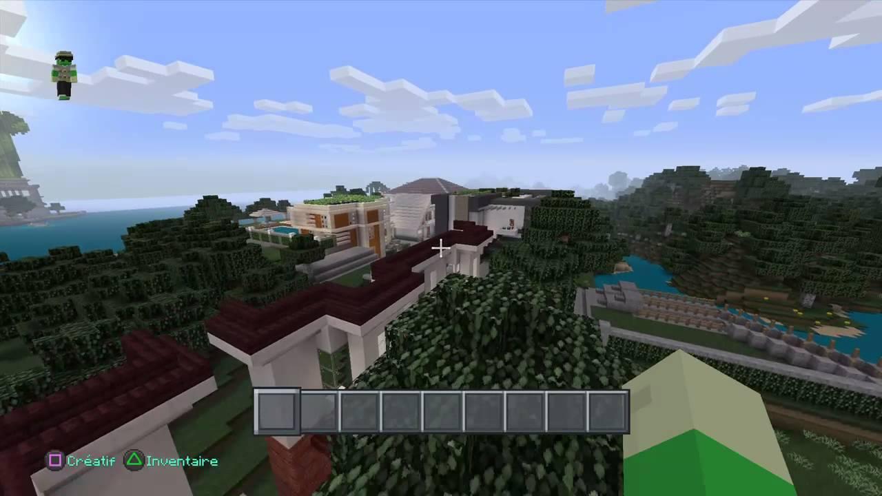 Ville moderne odamnit minecraft youtube - Ville moderne minecraft ...