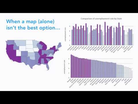 Data Visualization For Spatial Analysis