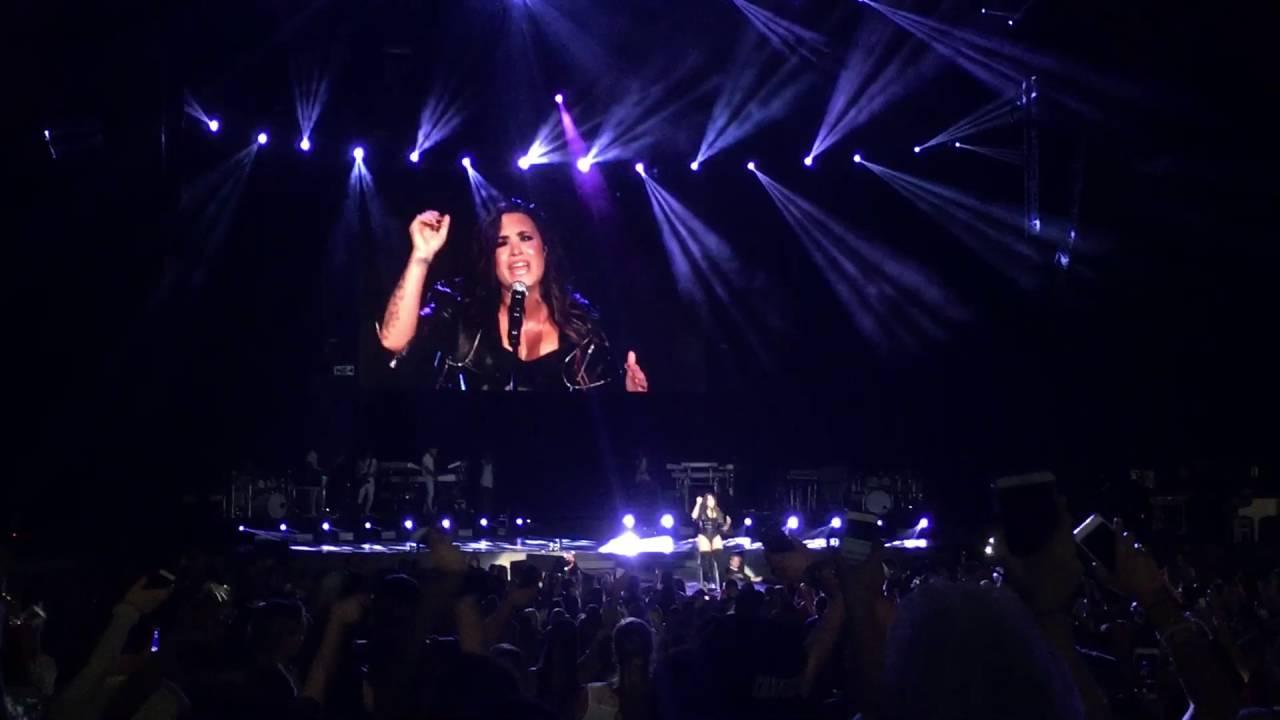 Download Demi Lovato - Nightingale/Warrior LIVE (Future Now San Diego)
