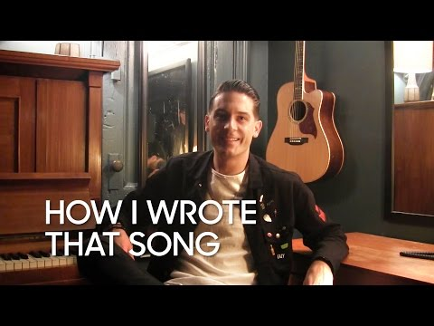 """How I Wrote That Song: G-Eazy with Bebe Rexha """"Me, Myself & I"""""""