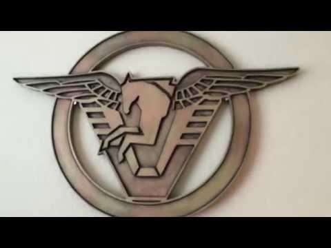Stargate Atlantis Administrator Office Pegasus Logo prop