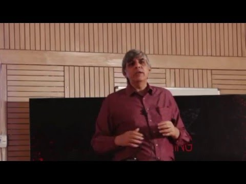 Lecture by Dinesh Singh on Discovering the Passion for Mathematics FMS at DU