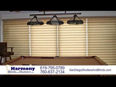 Harmony Blinds and Shutters