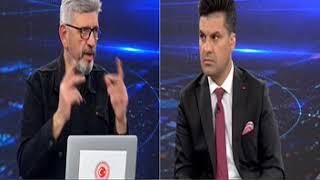 AKİT TV'nin Tuzak soruları karşısında Cihangir İslam isyan edip sdütyoyu terk etti