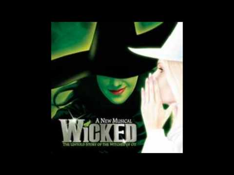 Wicked-For Good-Original Broadway Cast