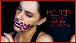 how to do a skull makeup