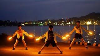 【SASEBOの打ち師達kids】恋ダンス踊ってみた5人&3人Ver_170726