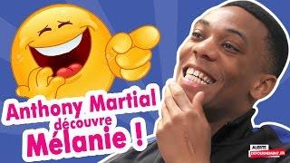 Anthony Martial découvre le passé de sa meuf Mélanie (Secret Story 9) !
