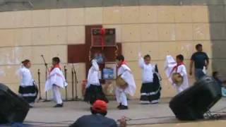 baile jimena en la Iglesia San Martin 08-11-09