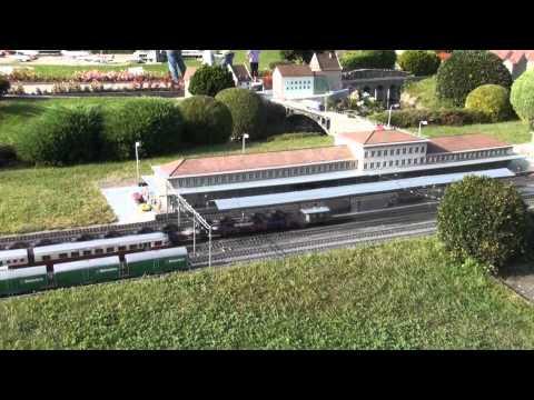 Visite de la Suisse miniature