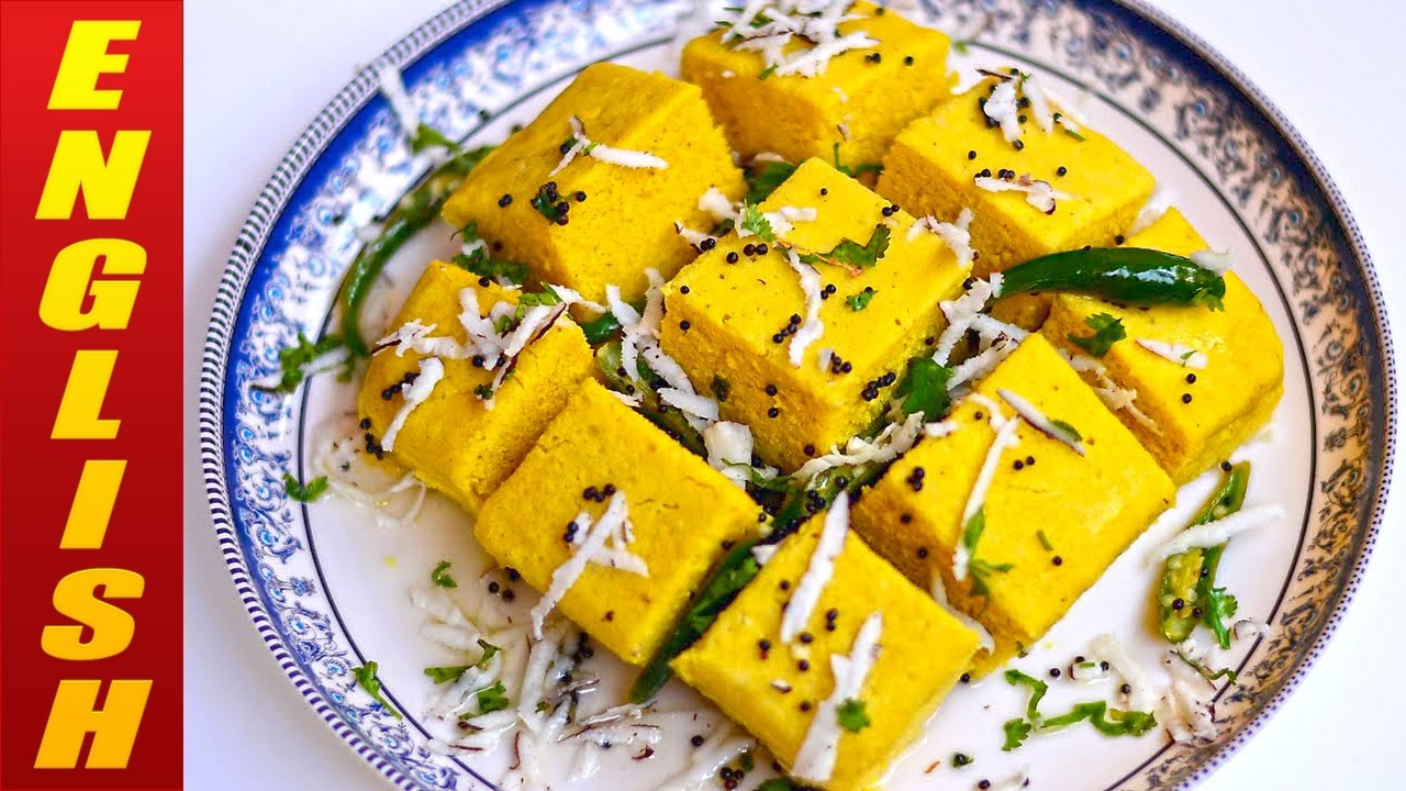 dhokla recipe how to make dhokla indian food snacks youtube dhokla recipe how to make dhokla indian food snacks forumfinder Images