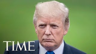 President Trump Holds Media Conference Following North Korea Missile Launch, Tax Plan Update | TIME
