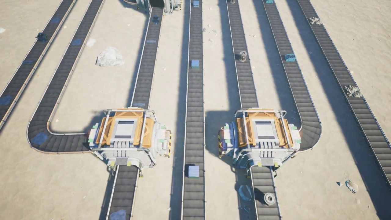 Conveyor Belt Splitters