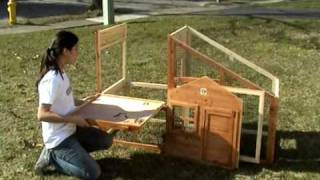 Chicken Coop / Guinea Pig / Rabbit Hutches    Cconly