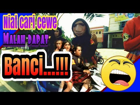 NIAT CARI CEWE MALAH DAPAT BANCI...!!! vlog # 05