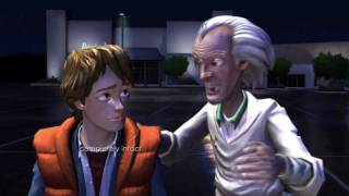 Back To The Future: Episode 1: It's About Time HD - Part 1