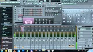 Видеоурок по динамичной обработке пищалки In fl studio 10