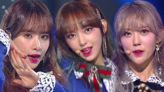 SBS Inkigayo 인기가요 EP950 20180325 WJSN(우주소녀) - Dreams Come T...