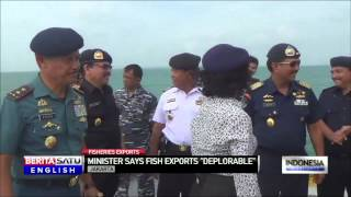 Maritime Minister Susi Says Indonesia Has Failed To Reach Fishing Potential