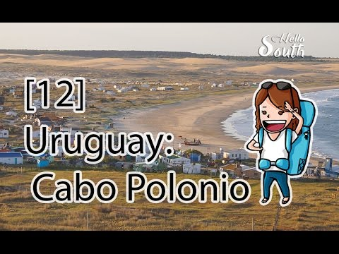 Uruguay: Offgrid life in Cabo Polonio - HS[12]