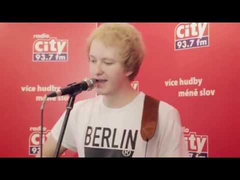 Jakub Ondra - Praha / City live na radiu City (26.5.2016)