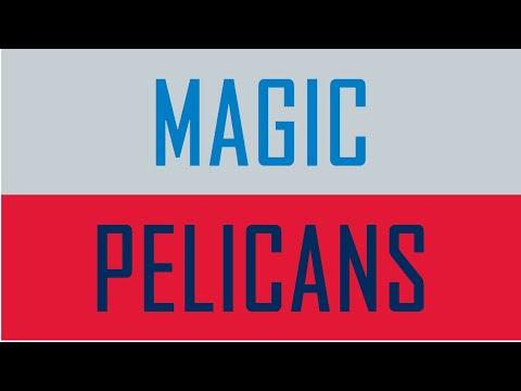 Orlando Magic vs New Orleans Pelicans || FULL HIGHLIGHTS || Oct 30, 2017 || NBA