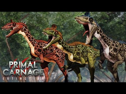 Singing Dilo Time!! Primal Carnage Extinction  || Part 16