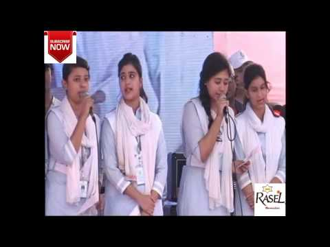 "Best Patriotic Song ""Shona Shona Loke Bole Shona"" Covered By College girls Stage show."