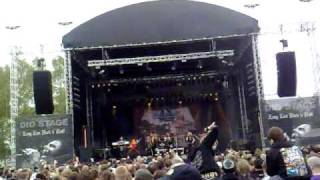 TREAT - Rev it up - Sweden Rock Festival 2010