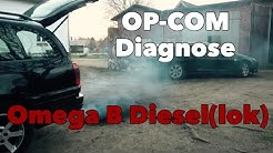 Unser Sorgenkind // Diagnose am Omega mit Chinakracher / OP COM