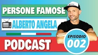 ITALIAN LISTENING: ALBERTO ANGELA - Improve Italian Listening & Comprehension Skills