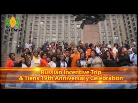 Tiens South Africa 2014 Thousand Star Recognition and 2015 Marketing Launch
