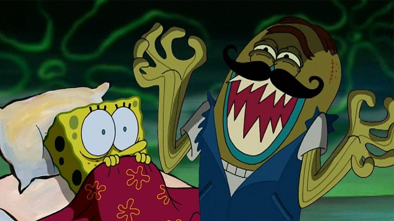 Spongebob Edited Spongebob Meets The Strangler Youtube
