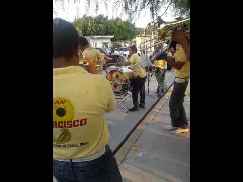 """Banda San Francisco de Huehuetlán el Chico """"Carnav"""