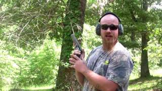 Richie, William & Tom Shooting Ruger SR1911 Memorial Day 2016