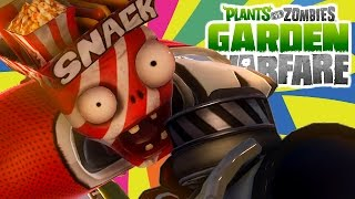 THE BEST GAME EVER - Plants Vs Zombies Garden Warfare - PVZ GW 2 BETA IS COMING!