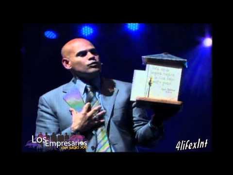 Int-Juan Rosado/Yo Vencere!(Convencion  Colombia 2011)(HD)