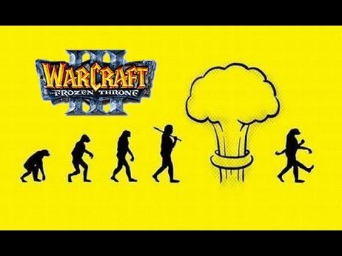 Warcraft 3/Maps #12: от древних до роботов и дальше!